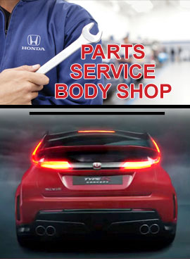Parts and service for your Honda